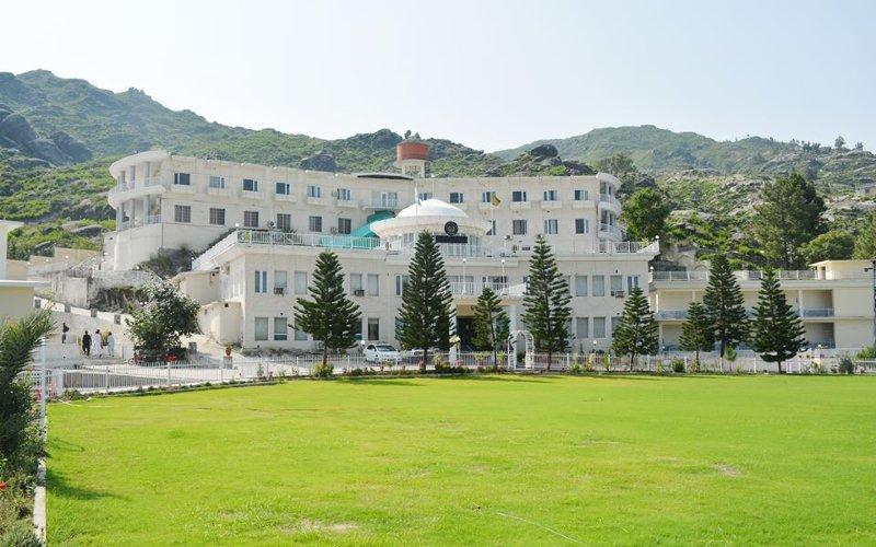 High Court Building Mingora