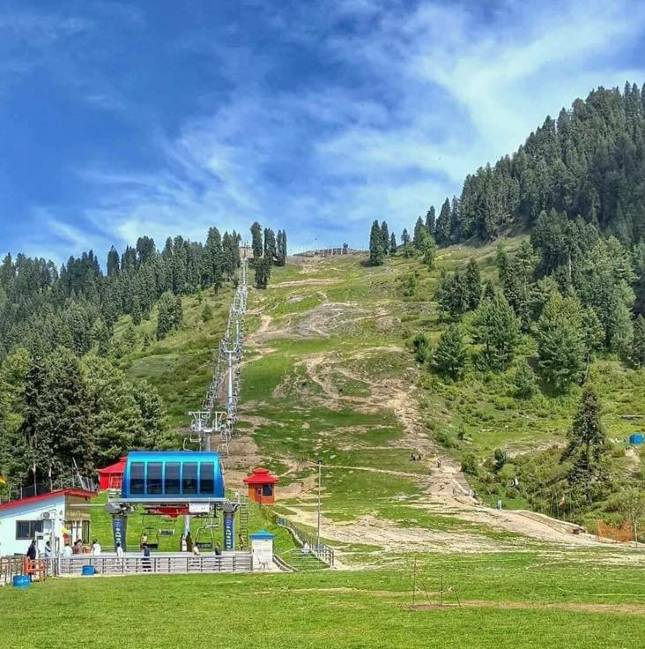 Malam Jabba Ski Resort Summer
