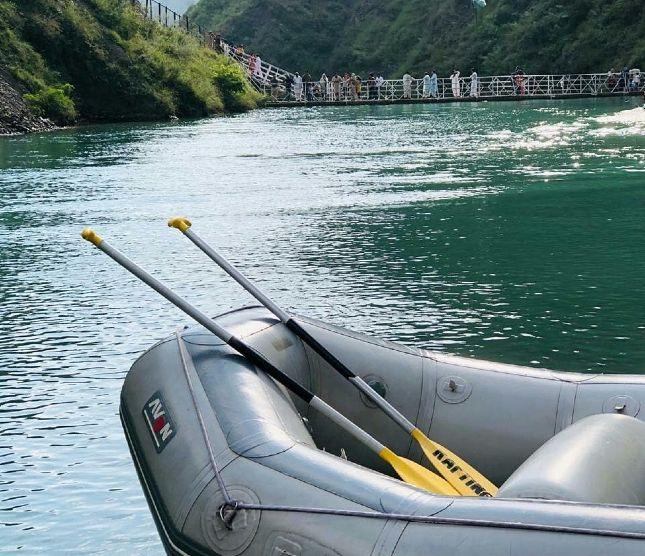 Samundar Katha Lake Boating and Tourist Activities