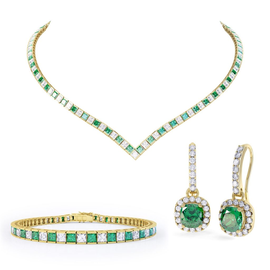 Swat Emerald Jewellery