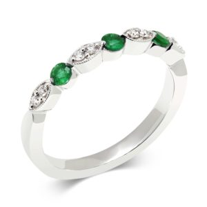 Swat Emerald Ring