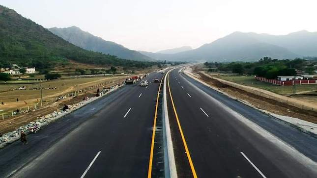 motorway to swat