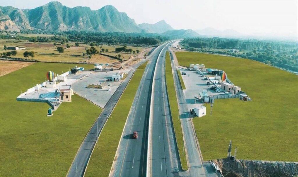 Swat Expressway Motorway