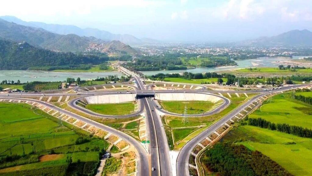 Swat Motorway Expressway